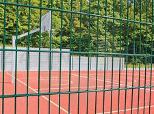 Zaun Doppelstabmatte Gitterzaun Zaunset Gartenzaun Metallzaun Gitterstabmatten