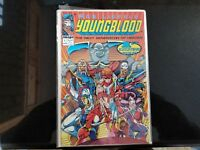 Youngblood #1 First Printing (1992, Image Comics) Flip Cover