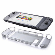 Transparent Case Shockproof Scratch Protective Hard Cover Shell Nintendo Switch