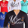 ZAHIDA Herren Sweatshirt Langarmshirt Sweat Longsleeve Langarm T-shirt MILAN NEU