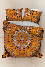 Indian Star Cotton Duvet,Doona,Quilt Covers Bohemian Bedding Comforter Cover Set