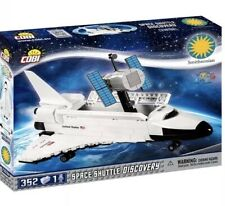 COBI Smithsonian Space Shuttle Discovery Model Building Kits Multicolor