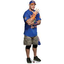JOHN CENA WWE Wrestler Lifesize CARDBOARD CUTOUT Standup Standee Poster FREESHIP