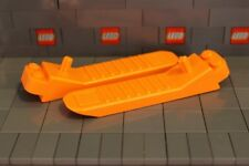 LEGO: Brick Separator (#96874) Orange **Two per Lot**