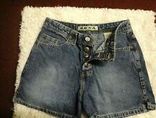 zena jean shorts size 6