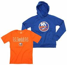 OuterStuff NHL Youth New York Islanders Team Performance Hoodie Combo Set