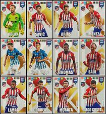 ADRENALYN XL FIFA 365 2020 ATLETICO MADRID FULL SET OF 12 TEAM MATE TRADING CARD