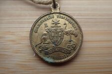 1911 KING GEORGE V AND QUEEN MARY CORONATION MEDALLION (35)
