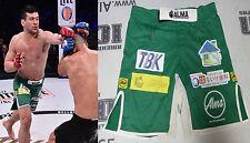Hisaki Kato Signed Bellator 170 Fight Worn Used Shorts Trunks BAS COA Autograph