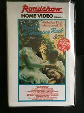 PICNIC AT HANGING ROCK ~ JACKI WEAVER, ANNE LAMBERT ~ RARE AUSTRALIAN VHS VIDEO