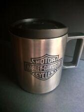 Harley Davidson travel mug