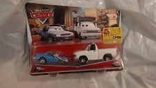 Disney Pixar Cars 2016 2 Pack ARTIE/BRIAN FEE CLAMP RUSSIAN CARD RARE VHTF