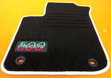 passend für Fiat 500 Autofußmatten Autoteppiche Fussmatten 2007 - 2012 Lwov