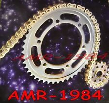 Set Chain Sprocket Ek Honda Dominator 95/01 Set Transmission