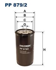 Kraftstofffilter - Filtron PP879/2