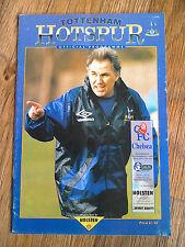23/11/1994 Tottenham Vs Chelsea Football Match Programme
