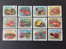Cook Islands 1995 Marine Life Fish Stamps Set MNH