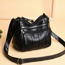 Ladies Womens Messenger Shoulder Crossbody Bag Designer Inspired Handbag J