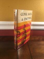 "1965 1st Edition ""GUNS, SAILS, & EMPIRES"" by Carlo M. Cipolla"
