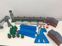 Tomy Trackmaster track Thomas & Friends Trainset Job Lot Bundle station