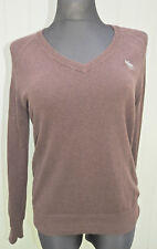 Abercrombie & Fitch Women's Brown Jumper Size S