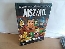 More details for dc comics - aisz/ail -ereny'es bun -new -hardcover