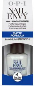 OPI MATTE Nail Envy Nail Strengthener Original Formula 15ml BOXED Bottle