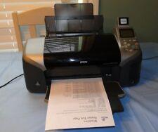 Epson Stylus R320 Digital Photo Inkjet Printer
