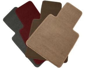 CoverCraft Premier Floor Mats for ISUZU Vehicles Pick Color Front Rear Cargo Set
