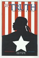 Truth Red White & Black #1 Falcon & Winter Soldier 1st App Isaiah Bradley NM/M