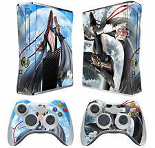Bayonetta X45 Vinyl Decal Skin Sticker for Xbox360 slim and 2 controller skins