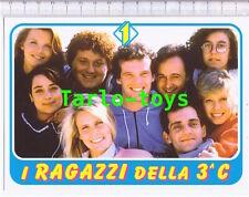 I RAGAZZI DELLA 3a C - postcard - cartolina