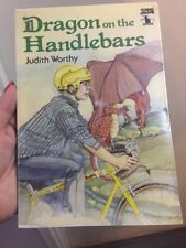 Judith Worthy - Dragon On The Handlebars -Illust. By Heather Potter - Ex Lib