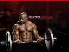 """179 GYM - Dexter Jackson Body Building Muscle Exercise Work Out 18""""x14"""" Poster"""