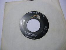Astronauts Go Fight For Her/Swim Little Mermaid 45 RPM RCA Victor Records EX