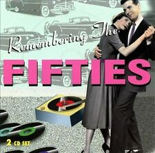 Remembering the Fifties by Various Artists (CD, 1997, 2 Discs, Sony Music)