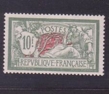 "FRANCE STAMP TIMBRE YVERT N° 207 "" MERSON 10F VERT ET ROUGE "" NEUF xx TTB D768"