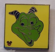 Disney Pin Colorful Figment Green