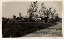 Middleton near Yoxford. Slanting Trees.