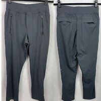 Lululemon Mens Great Wall Pants Heather Gray Size Small Track Athletic