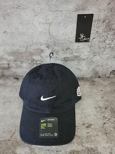 Nike OBJ Heritage86 Adjustable Hat Cap (Black) Odell Beckham Jr. DJ4894-010