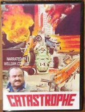 🔴  Catastrophe (1977) Natural & Man-Made Disasters - William Conrad