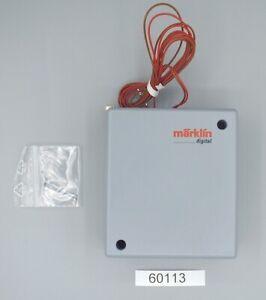Märklin 60113 Digital-Anschlussbox für 60653 / 66950 NEU