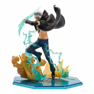 """6.4"""" Anime One Piece Trafalgar Law PVC Action Figure Model Toy Collectible Gift"""