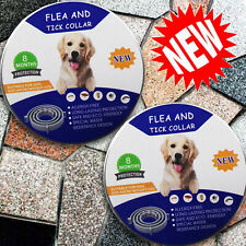 Flea &Tick Collar for Large Dog Over 18 lbs 2 Pack Free Shipping Usa Stock