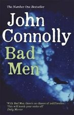 Bad Men by John Connolly (Paperback) Book, New