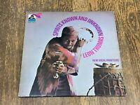 Leon Thomas LP - Spirits Unknown and Unknown - Flying Dutchman FDS 115