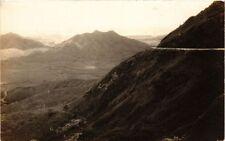 Hawaii postcard Mounts and rocky road a962)