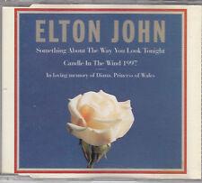ELTON JOHN - candle in the wind CD single
