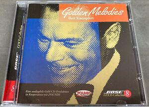 ZOUNDS/Bose - 24k Gold CD - Bert Kaempfert - GOLDEN MELODIES